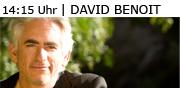 14:15 Uhr | David Benoit