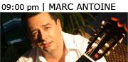 09:00 pm | Marc Antoine
